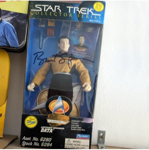 Figura de Comandante Data de Star Trek de 1995