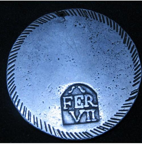 España - 5 Pesetas de Fernando VII 1808