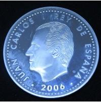 España - 10 euros 2006 - Campeones del Mundo de Baloncesto en Japón