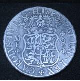 España - 8 Reales 1765 MF México
