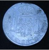 España - 8 Reales 1806 México TH Carlos IIII