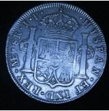 España - 8 Reales 1810 Lima (Perú) JP Fernando VII (indígena)