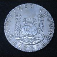 España - 8 Reales 1746 México