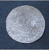 España - (Países Bajos) Jetón de Finanzas de Carlos II 1679