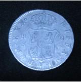 España - 2 Reales 1788 Carlos III Sevilla - Plata