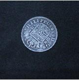 España - 1 Real 1740 Felipe V  - Plata