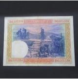 España - Billete de 100 pesetas de 1925 Serie D