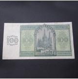 España - 100 Pesetas de Burgos de 1936