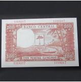 Guinea Ecuatorial - 100 Pesetas Guineanas de 1969