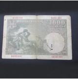 España - 1000 Pesetas 1949 - D. Ramón de Santillana