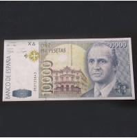 España - 10000 Pesetas 1992 - Juan Carlos I - SC
