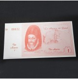 España - 1 Axarco de 1988 - Axarquía de Málaga