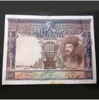 España - 1000 Pesetas 1925 - Carlos I