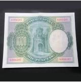 España - 1000 Pesetas 1925 - Tres Billetes consecutivos