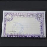 España - Serie de Pagos del Estado de 1985