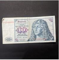 Alemania - 10 Marcos 1970