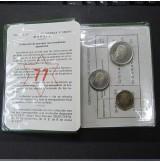 España - Cartera de Pruebas Numismática de 1977
