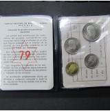 España - Cartera de Pruebas Numismática de 1979