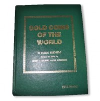 "Catálogo de monedas de oro: ""Gold coins of the world: Complete from 600 A.D. to the present"""
