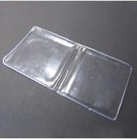 Paquete de 25 bolsitas de plástico 4.5x5.5 N1 BIS