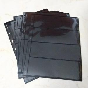 Paquete de 10 hojas para billetes VARIO