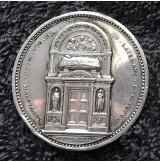 Vaticano - Medalla de plata León XIII Pont - Max An XXIV