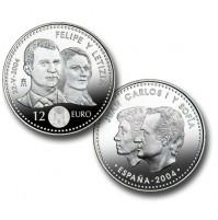 España - 12 euros 2004