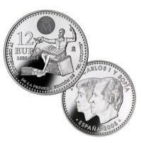 España - 12 euros 2005