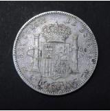 España - 5 Pesetas 1898 - Alfonso XIII