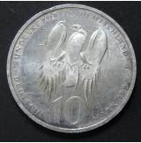 Alemania - 10 Marcos 1977