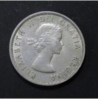 Canadá - 1  Dólar de Plata 1962