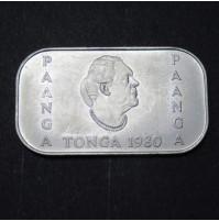 Tonga - 1 Pa'anga 1980 - F.A.O.