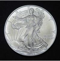 Estados Unidos (EE.UU.) - 1 Dólar 2008 Plata