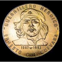 Cuba - 1 Peso 1992 Che Guevara