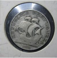 Portugal - 2.5 Escudos de plata 1932