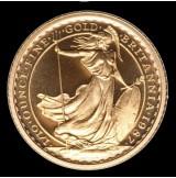 Reino Unido - 10 Libras de oro 1988 Elizabeth II