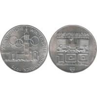 Austria - 100 Chelines de Plata 1976
