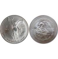 México - 1 Onza de Plata Pura 1992