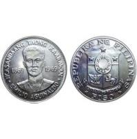 Filipinas - 1 Piso de Plata de 1969