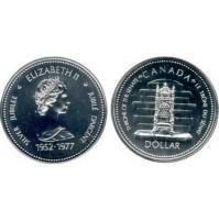Canadá - 5 Dólares de Plata 1996