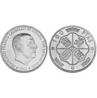 España - 100 Pesetas 1966 *66 de Plata MBC
