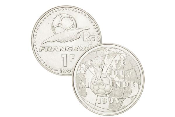 Francia - 1 Franco 1997 ¡¡OFERTA!!