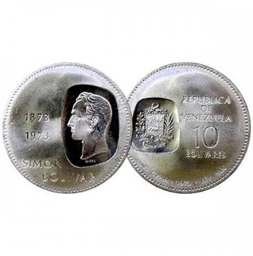 Venezuela - 10 Bolívares 1973 ¡¡OFERTA!!