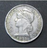 Portugal - 1 Escudo de plata 1915