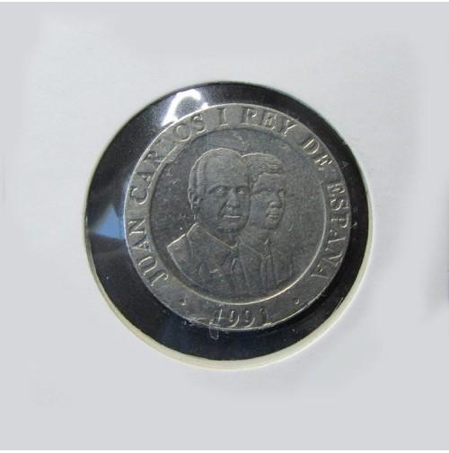 España - 200 Pesetas 1991 Cibeles