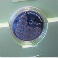 España - 5 euros 2012 - Capitales de Provincia: Málaga