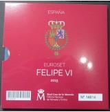 Emisión Nacional del Euro - 2015 - Felipe VI