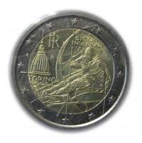 Italia - 2 Euros Torino 2006