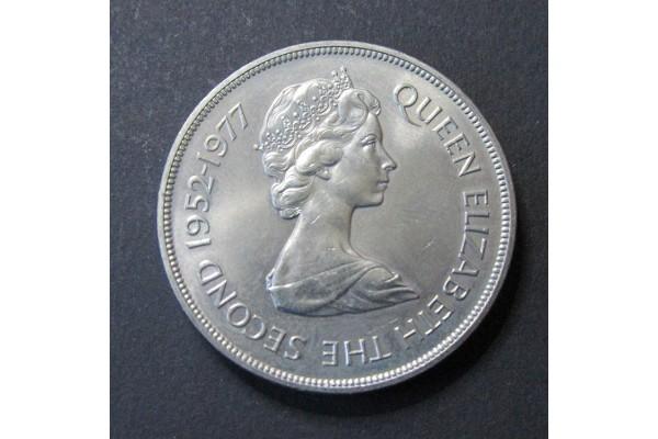Jersey - 25 Peniques de 1977