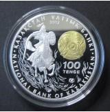 Kazajistán - 100 Tenge 2012